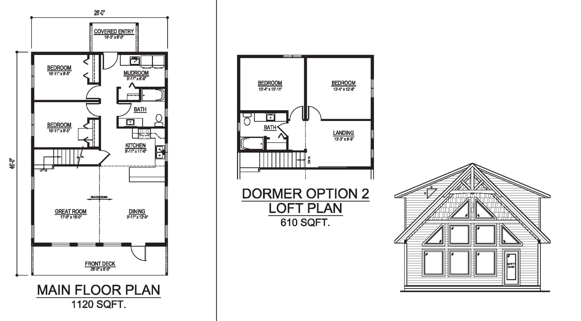 Vancouver home plans