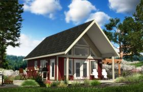 Stupendous Prefab Homes Cottages Winton Homes Download Free Architecture Designs Rallybritishbridgeorg