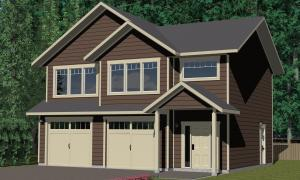 The copper creek prefabricated home plans winton homes for Prefabricated carriage house
