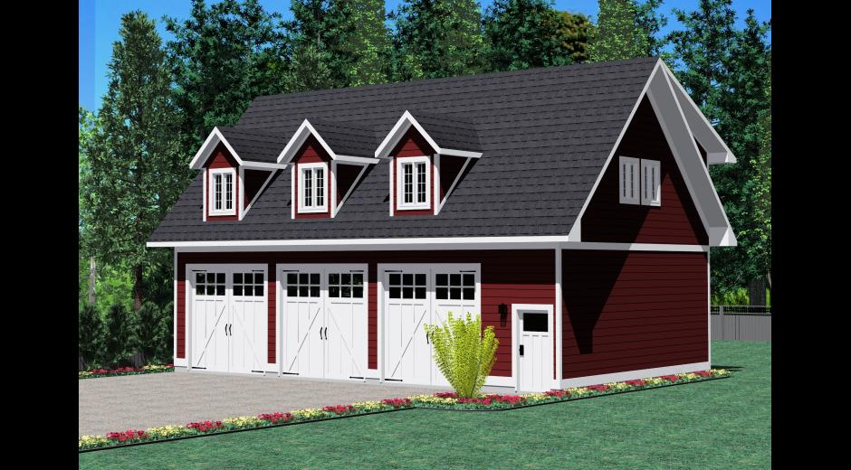 The telegraph creek prefabricated home plans winton homes for Modular carriage house garage